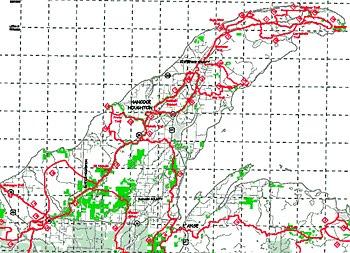 The keweenaw com keweenaw peninsula michigan lodgingtravel and keweenaw peninsula snowmobile trails publicscrutiny Image collections